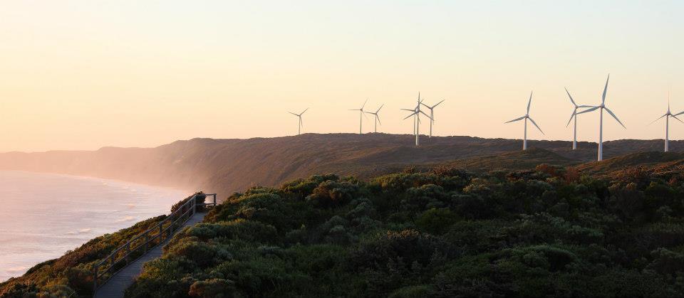 Sand Patch & Wind Farm